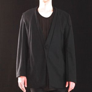 <SALE40%OFF>No collar jacket