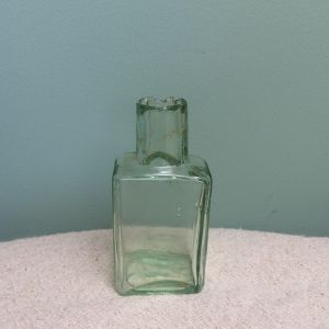 Clear Tiny Bottle