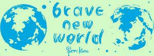 brave new world タオル (green)