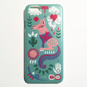 NEW ! iphone7用ケース COYOTE【GREEN】