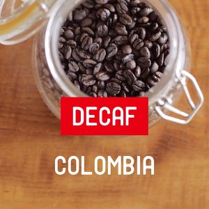 "Decaf  COLUMBIA Supremo  ""SWISS WATER PROCESS""  100g"