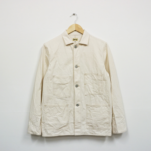 SHORT COVERALL (NATURAL)