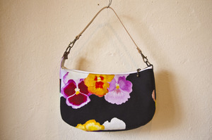 pansy / mini bag