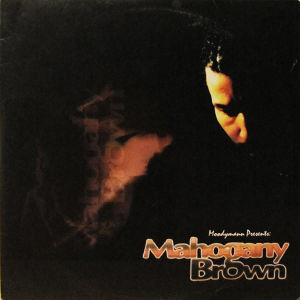 (2LP)Moodymann 「Mahogany Brown」