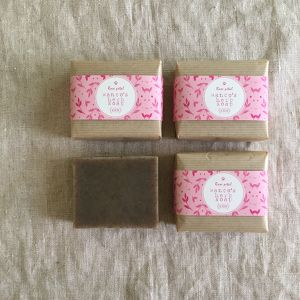 wanco's herb soap ~Rose petal~
