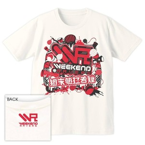 WEEKEND RAVERS T SHIRT - 2015 SUMMER MODEL -