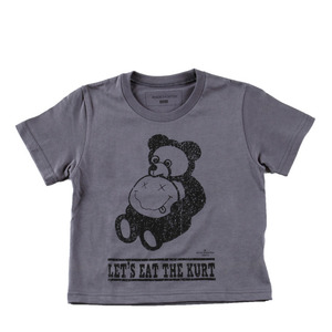 NIRVANA TEE FOR KIDS(CHARCOAL)