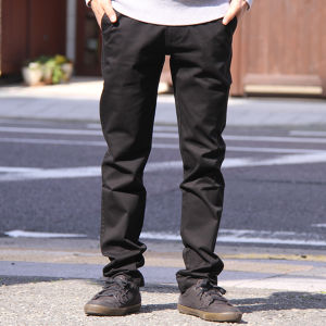 CADENCE  CHICO CHINO - BLACK