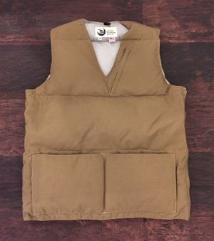 "CRESCENT DOWN WORKS ""SIMPLE VEST(IVY&NAVY別注)"""