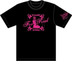 "G1オリジナル""For Real!!""Tシャツ"
