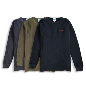 CAMPER Thermal Long Tee