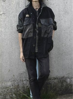 "gilet -Remake OLD ARMY JK  ""type-A""-"