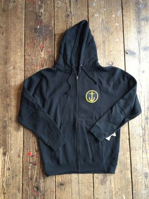 SALE!!   CAPTAIN FIN CO.(キャプテンフィン) ANCHOR ZIP HOODED FLEECE