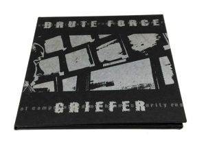[USED] Griefer - Brute Force (2007) [CD]