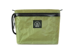 Travel Pouch Plus BrightGreen