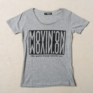 """ MOVIN'ON "" TEE / GIRLS"