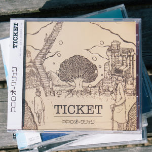 1st. ALBUM「TICKET」