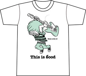 This is good T-shirts White2