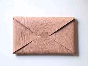 【irose】SEAMLESS LONG WALLET 長財布 PLYWOOD