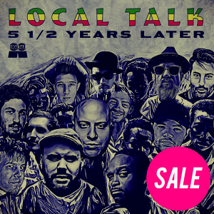 """V.A. - """"LOCAL TALK 5 1/2 YEARS LATER""""【CD】"""