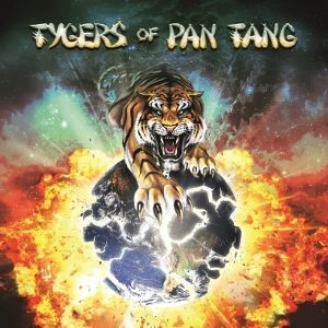 TYGERS OF PAN TANG 『Tygers Of Pan Tang 』 輸入盤:国内流通仕様CD