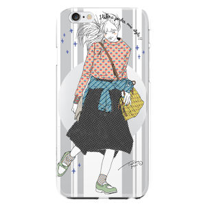 [iPhone 6/6S ケース] mix style