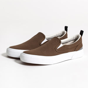 BASAL SLIP-ON OMN (Khaki/White)