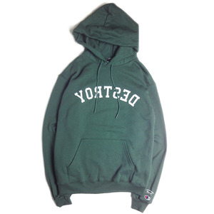 "UNRIVALED ""DR-HOODED"" GREEN"