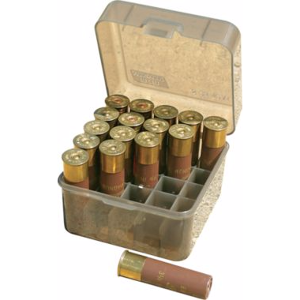 MTM Case-Guard S-25 25-Round Shotshell Boxes