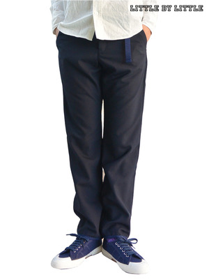 COOCHUCAMP HAPPY SLACKS (NAVY)