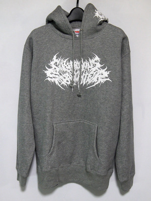 Gluttonous Creatures HOODIE (GS-008HD_HG)ヘザーグレー