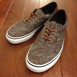 VANS/ヴァンズ | ERA 59 PAISLEY CAMO / BROWN