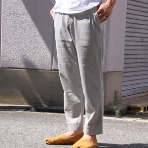 DEEPER'S WEAR ONE SWING DORMY PANTS H GRAY