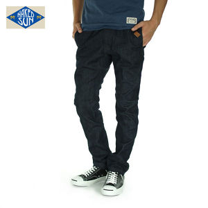 016007011(FLEXIBLE PANTS-SD)INDIGO