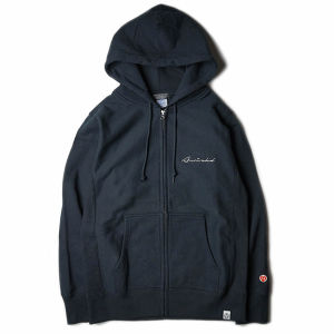 """ANRIVALED by UNRIVALED """"CA-ZIP PARKA"""" BLACK"""