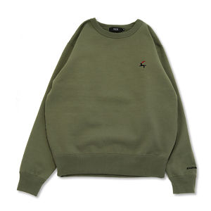 DET Crewneck Sweat (Olive)