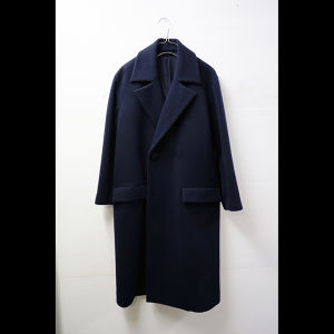 [Blanc YM] 2017-18 AW Wool Cashmere Over Size Coat