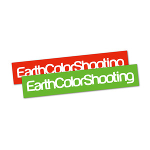 [Sticker] EarthColorShooting Color(Red & green)