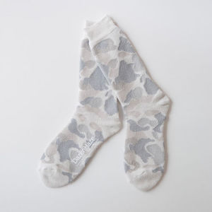DAZE'N HAZE / CAMO SOX (WHITE)