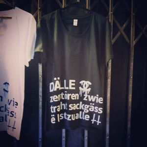 【DALLE】u-neck / 2nd <black・XL>