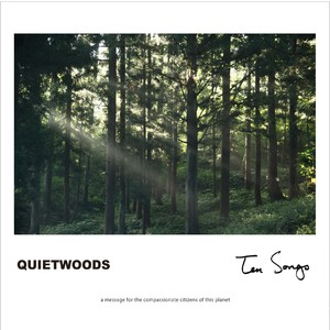 """CD""   Ten Songs / QUIET WOODS"