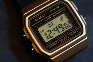 CASIO / watch