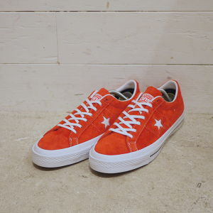 "CONVERSE CONS ONESTAR PRO Size9 1/2,10 ""Red,Dead Stock"""