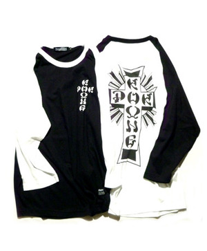 Piece of KOUNE / RAGLAN SHIRTS