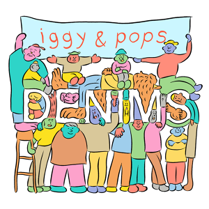 "2nd Mini Album ""iggy&pops"""