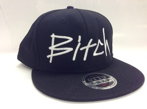 Bitch Cap - Snapback Black