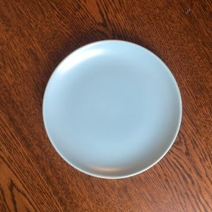 Poole Pottery Twintone Plate15.5cm