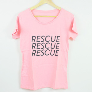 RESCUE T-shirts (Ladies)