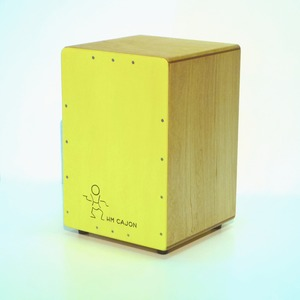HM CAJON STD-Color【YELLOW】