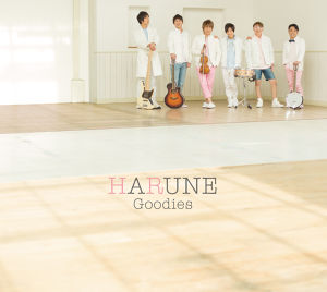 [Goodies] Single 「HARUNE」限定盤